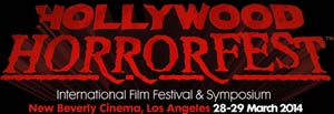 Hollywood Horrorfest logo