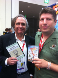 Joe Dante and Kevin Sean Michaels
