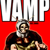 VAMP Productions logo in full color